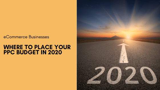 eCommerce Businesses - Where to Place Your PPC Budget in 2020
