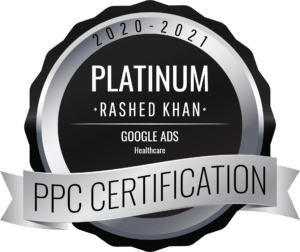 Rashed Khan PPC Certification